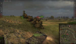 World of Tanks - LTTB