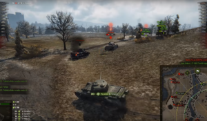 World of Tanks - T-54 Mod 1