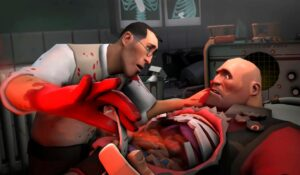 Surgeon Simulator VR Meet The Medic