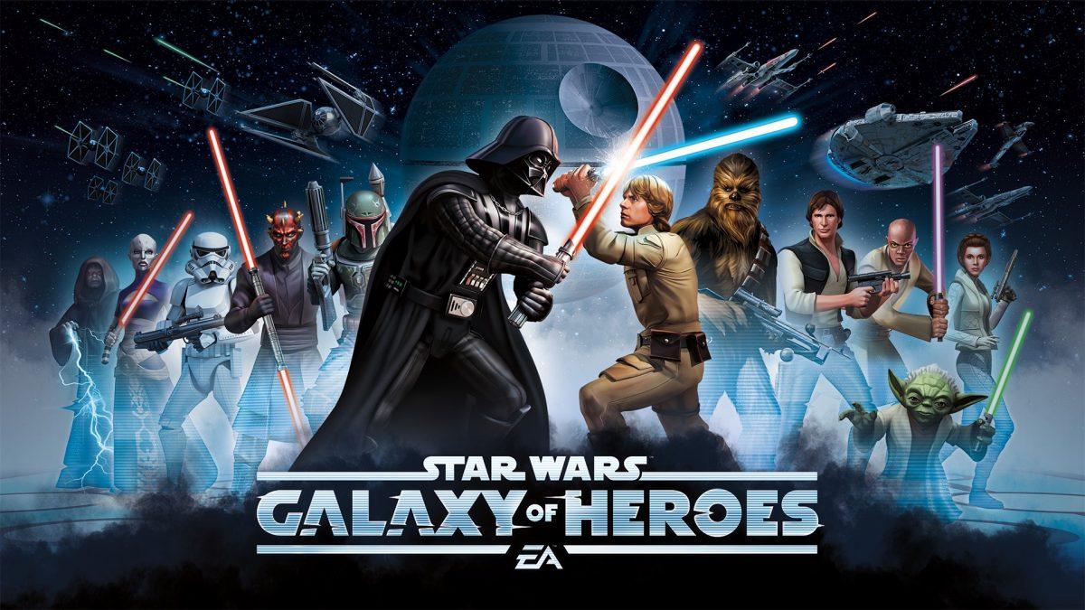 Star Wars Galaxy of Heroes RPG ke stažení zdarma