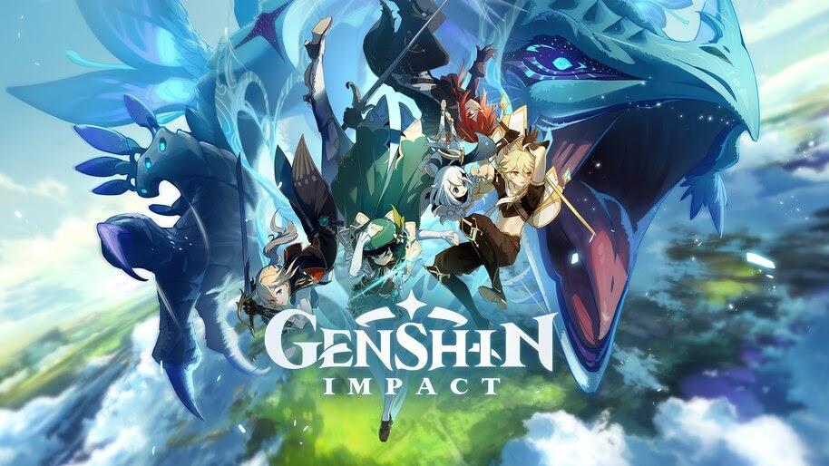 Genshin Impact ke stažení zdarma
