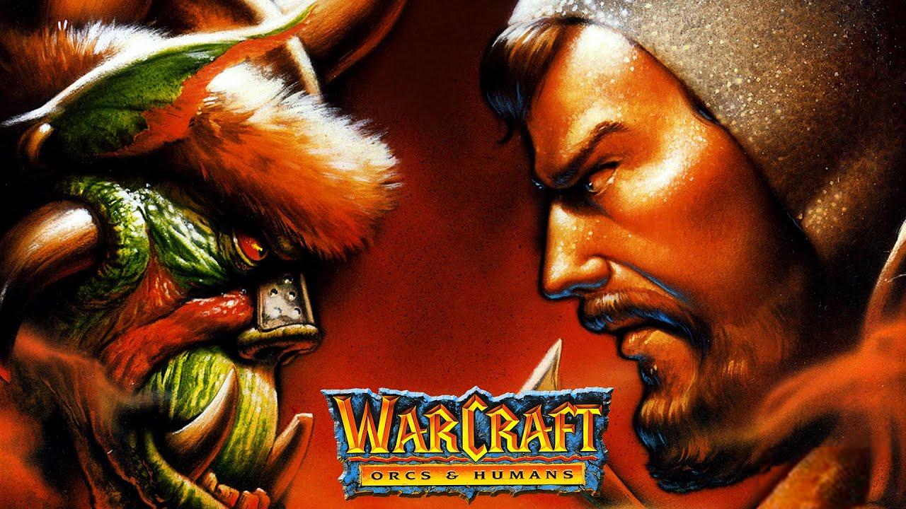 WarCraft Orcs & Humans