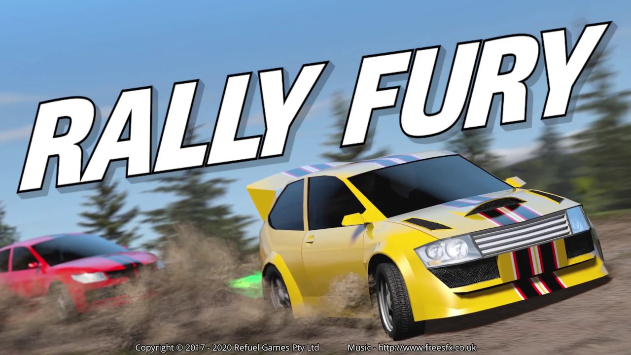 Rally Fury ke stažení zdarma
