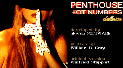 Penthouse: Hot Numbers Deluxe