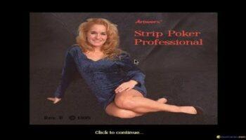 Strip Poker Professional rev. B